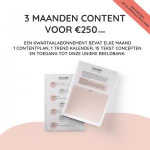 content marketing abonnement